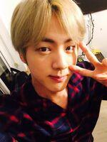 Jin Twitter Sep 22, 2016