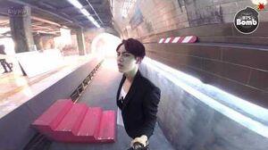 BANGTAN BOMB BTS' selfie recording Danger