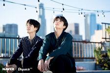 Suga and Jungkook Naver x Dispatch June 2018 (2)