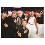BTS and Tracee Ellis Ross Twitter Dec 1 ,2017