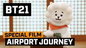 BT21 BT21's Airport Journey - RJ