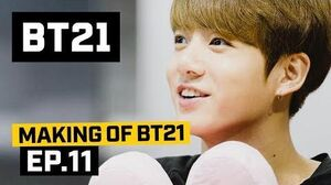 BT21 Making of BT21 - EP