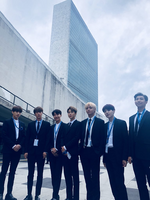 BTS Official Twitter Sep 24, 2018