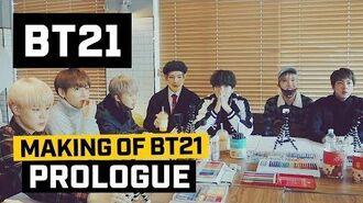 BT21 Making of BT21 - Prologue