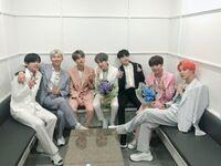 BTS Offical Twitter April 26, 2019 1