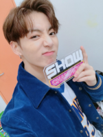 Jungkook at Show Champion 170927 (2)