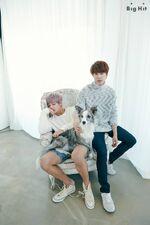 Jin and V 2015 Season Greeting (1)