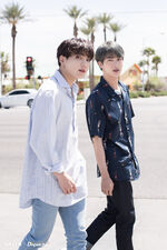 Jungkook and Jin BTS x Dispatch June 2019 (1)