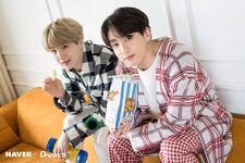 Suga and Jungkook Naver x Dispatch Mar 2019 (3)
