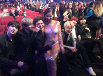 BTS and Ansel Twitter Nov 19, 2017 (2)