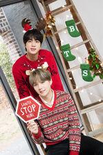 Jin and Suga X Dispatch Dec 2019 2