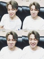 'Attractive Jimin' Day 2016 (4)