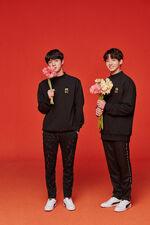 Jin and Jungkook Puma Aug 2018 (1)