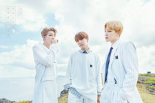 RM, J-Hope and Jimin 2018 Season Greetings Teaser Image