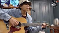 BANGTAN BOMB Let's play guitar! - BTS (방탄소년단)