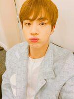 Jin Twitter March 21, 2017 (1)