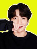 Jungkook EW Magazine April 2019 (1)