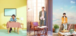 Family Portrait BTS Festa 2019 (2)