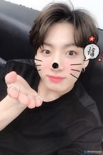 Jungkook Happy New Year's Day 2019