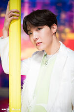 J-Hope Boy With Luv Shoot (8)