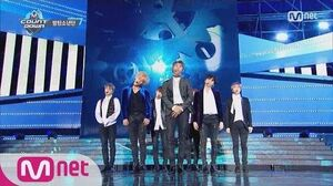 BTS - 21st Century Girls KPOP TV Show M COUNTDOWN 161027 EP