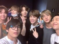 BTS Official Weibo Aug 7 , 2019 2