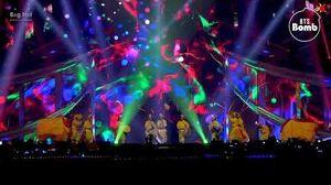 BANGTAN BOMB 'IDOL' Special Stage (BTS focus) @2018 MMA - BTS (방탄소년단)