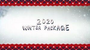 PREVIEW BTS (방탄소년단) '2020 BTS WINTER PACKAGE' SPOT