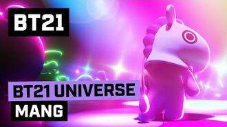 BT21 BT21 UNIVERSE ANIMATION EP.08 - MANG