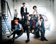 Run Japan Single BTS