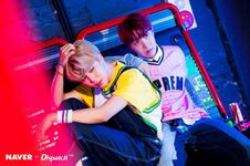 Jimin and J-Hope Love Yourself Her Shoot (2)