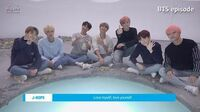 EPISODE BTS (방탄소년단) LOVE MYSELF Global Campaign Video Shooting Sketch