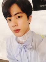 Jin Twitter Jan 10, 2018 (2)
