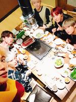BTS Twitter September 30, 2017