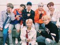 BTS Official Twitter September 29, 2017