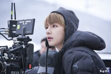 Spring Day MV Shooting 5