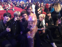 BTS and Ansel Twitter Nov 19, 2017 (1)