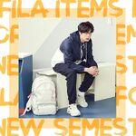 Jin X FILA 4