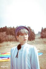 Suga Young Forever Shoot (1)