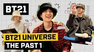BT21 BT21 UNIVERSE - THE PAST 1