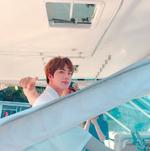 Jin Twitter August 28, 2017