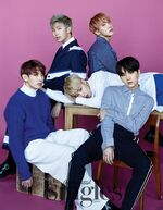 BTS Singles Magazine Dec 2016 (2)