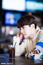 J-Hope BTS x Dispatch June 2019 (1)