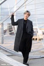 Jimin BTS x Dispatch March 2020 (2)