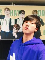 Jin Twitter Jan 13, 2018