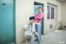 Spring Day MV Shooting 31