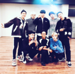 BTS and Adele Roberts Twitter Dec 7, 2017