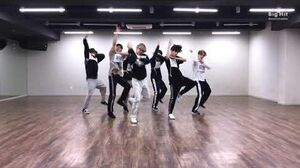 CHOREOGRAPHY BTS (방탄소년단) 'MIC Drop' Dance Practice (MAMA dance break ver