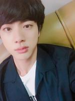 Jin Twitter October 22, 2017 (2)