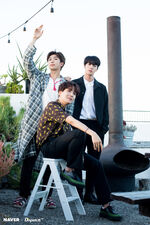 Jin, J-Hope and RM Naver x Dispatch June 2018 (3)